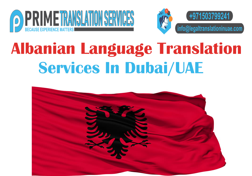 Albanian Language Translation Services