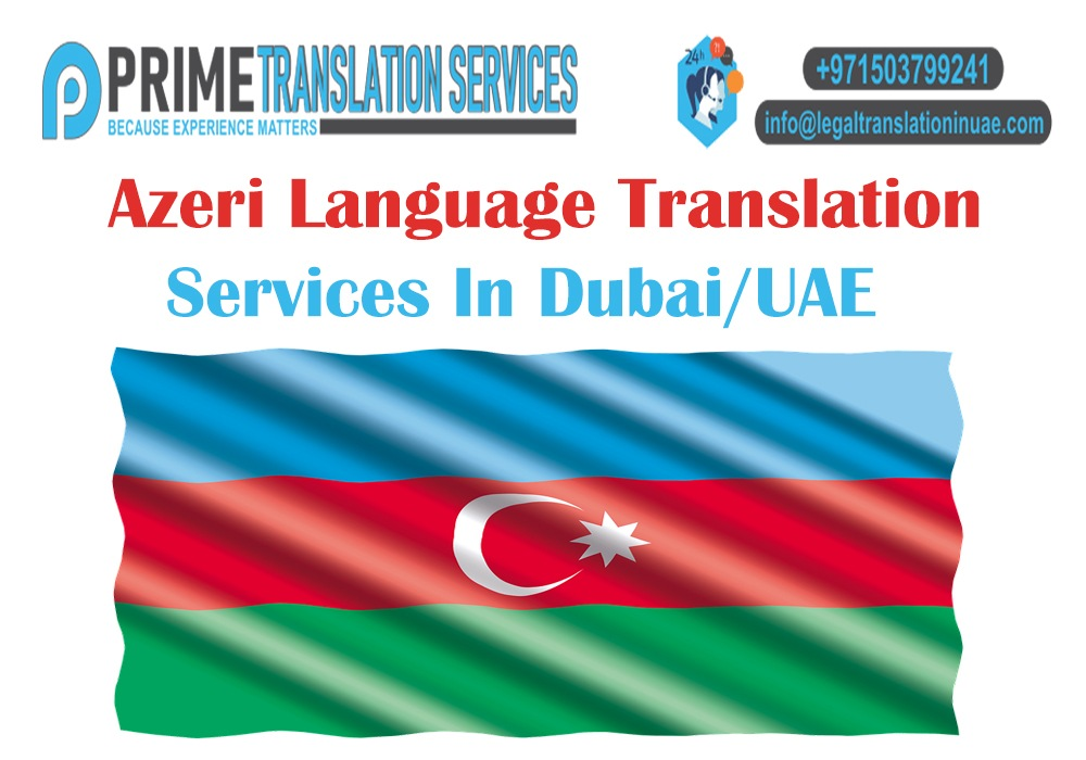 Azeri Language Translation Services