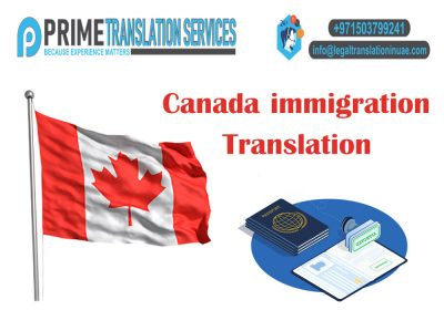 Canada Immigration Translation