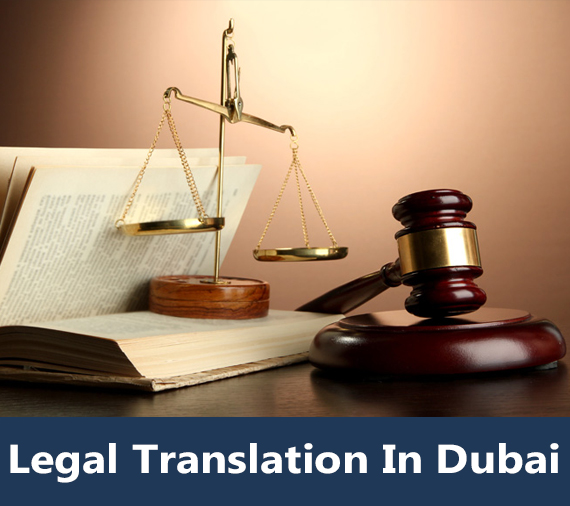 Legal Translation Dubai or Abu Dhabi