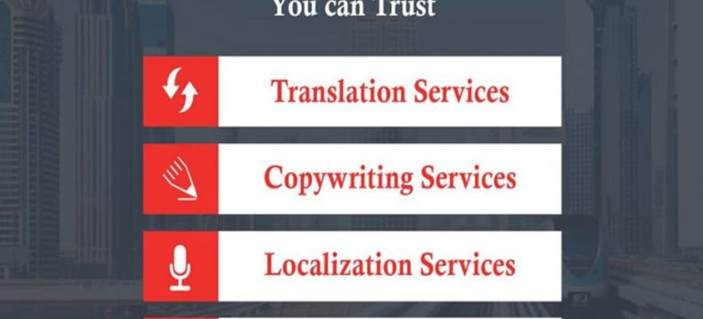 Things You Need to Know About Translation Services in Dubai