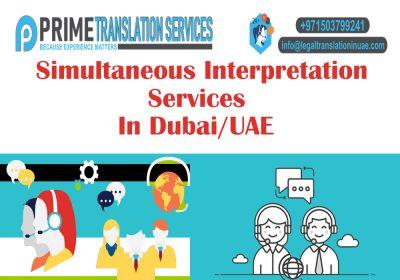 Simultaneous Interpretation Dubai